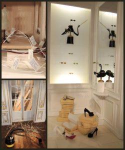 Parisian haute couture boutique- Mulvany&Rogers